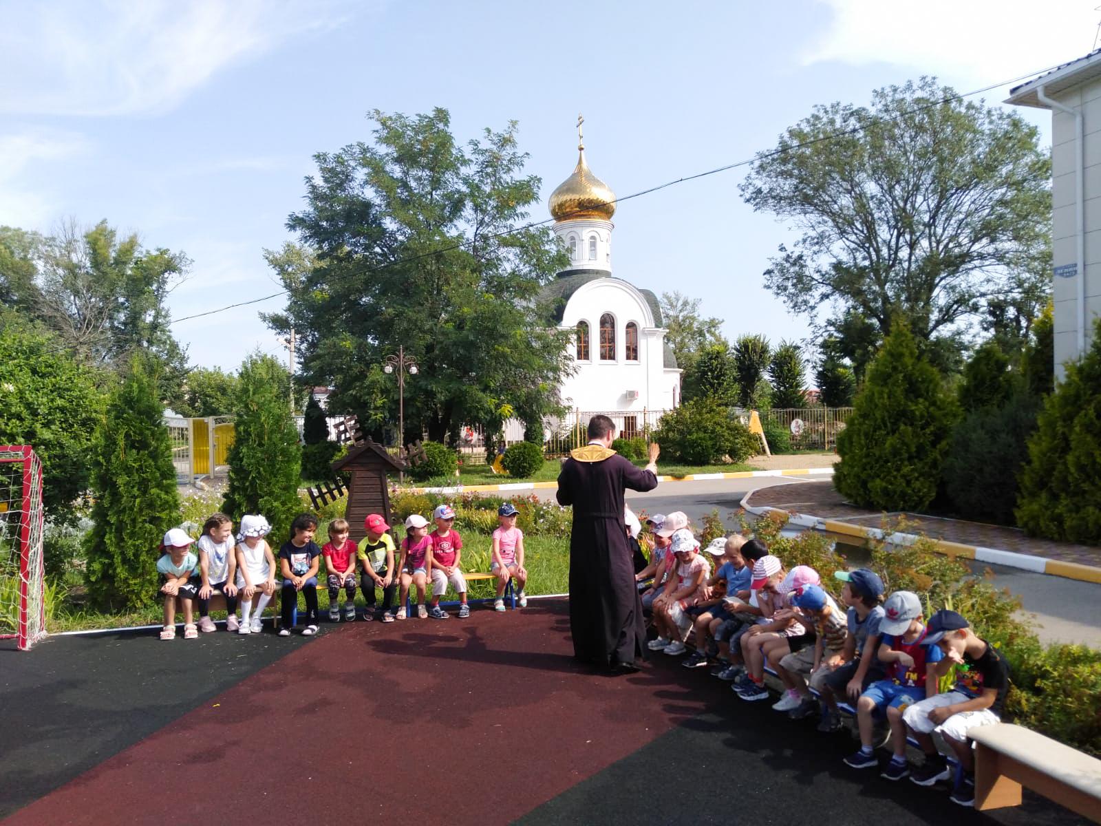 праздник в детском саду №15